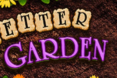 game of the day: letter garden - aol