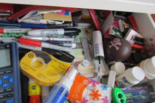 What Does Your Desk Drawer Say About You? - AOL Finance