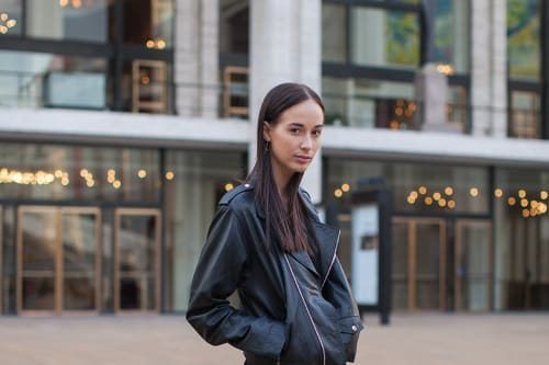 c80b19f0ed3 Street style from New York Fashion Week: Day 3 - AOL Lifestyle