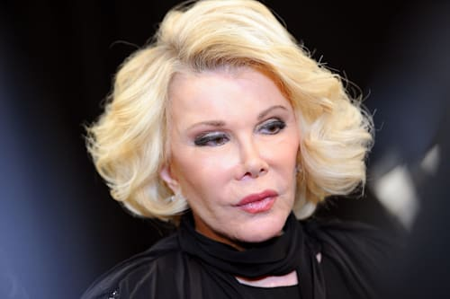 Legendary comedienne Joan Rivers dies at 81 - AOL Entertainment