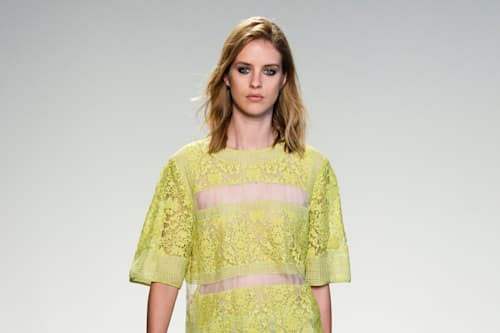 The trend report: Mellow yellow - AOL Lifestyle