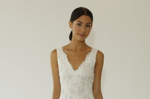 The most beautiful wedding gowns from Fall 2015 Bridal - AOL