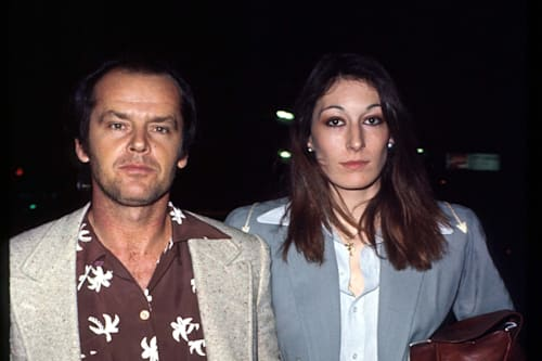 Anjelica Huston's comment about Jack Nicholson's manhood