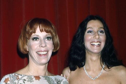 Carol Burnett On Losing Youngest Daughter Carrie Hamilton In 2002 I Think Of Her Every Day Aol Entertainment English variation of johanna, god is gracious. carol burnett on losing youngest