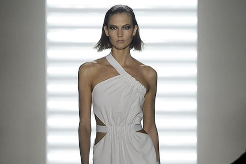5cac6b2d5ad Our favorite looks from the Cushnie et Ochs Spring 2014 runway show ...