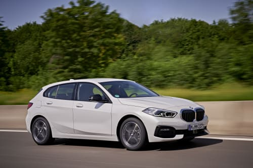 First Drive: BMW's 118d remains accomplished despite