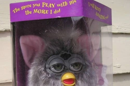 Furbies are making a comeback and your old ones may be worth a