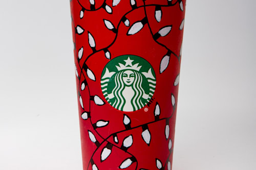 d051174a243 Starbucks unveils brand-new red holiday cups -- and there's more than one -  AOL Lifestyle