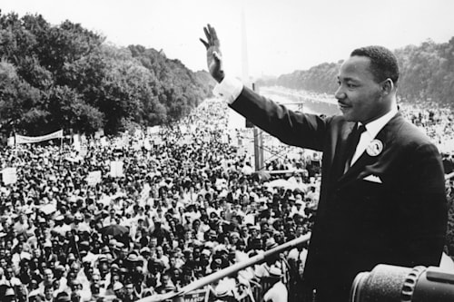 Dr  Martin Luther King's 'I Have a Dream' speech: Full text