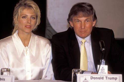 Ivana And Donald Trump Wedding 1977.Who Was Trump Married To Before Melania Meet All The President S