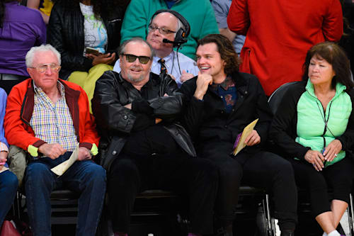 Another Leonardo Dicaprio Doppelganger Surfaces Jack Nicholson S Son Aol Entertainment Like pretty much everything else bearing happy madison's name, the benchwarmers kind of sucks. another leonardo dicaprio doppelganger