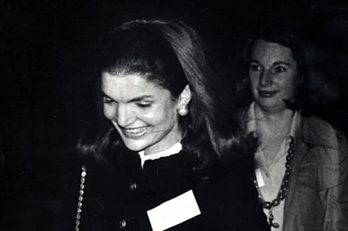 Jackie Kennedy had a strict diet of boiled eggs and cottage cheese