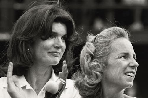 Jackie Kennedy had a strict diet of boiled eggs and cottage