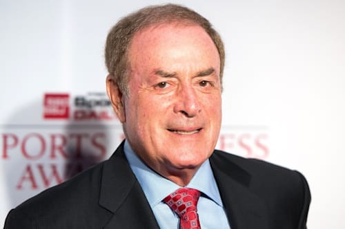 The richest sports commentator is worth more than most NFL