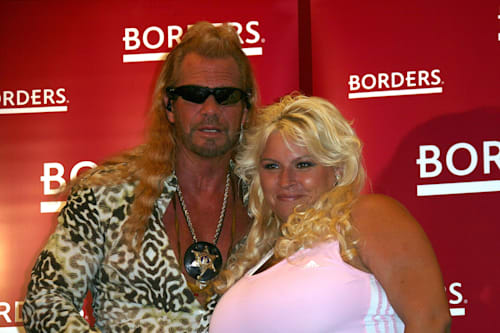 Dog the Bounty Hunter reveals wife Beth Chapman's final words - AOL