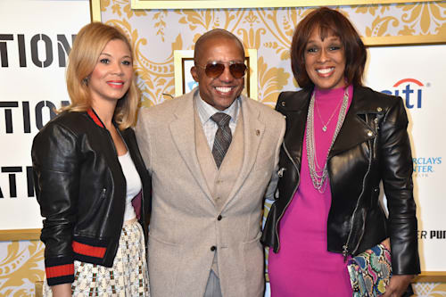 Inside Roc Nation's 2018 pre-GRAMMYs Brunch - AOL Entertainment