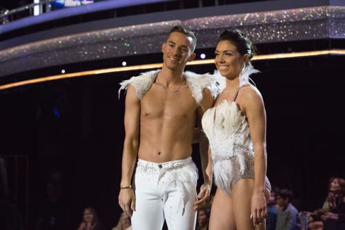 Adam Rippon On His Nude Espn Magazine Shoot How Many People Were In The Room Exclusive Aol Entertainment
