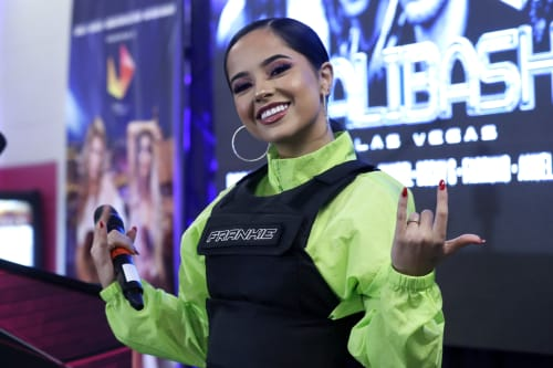 Becky G on finding herself again through Spanish music: 'I lost my