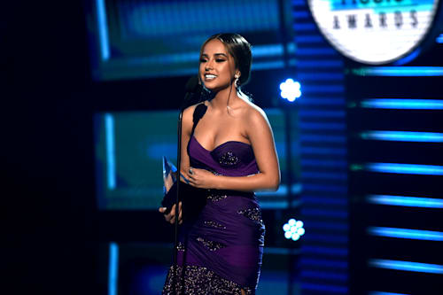 Becky G on finding herself again through Spanish music: 'I