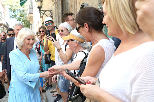 8abf89c6367 Prince Charles and Duchess Camilla make history with first-ever royal trip  to Cuba - AOL Lifestyle