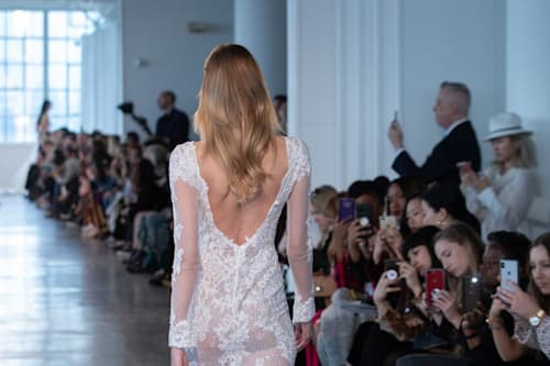 Berta Redefines Bridal Wear With Her Spring Summer 2020 Collection Aol Lifestyle Only users with topic management privileges can see it. berta redefines bridal wear with her