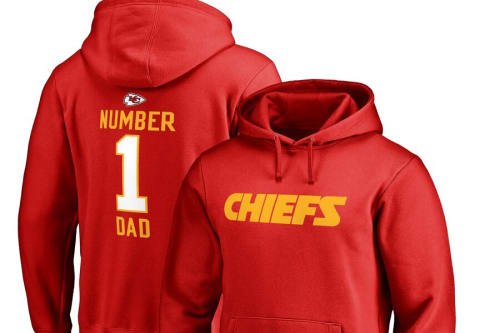 ac84ef44 NFL Father's Day collection celebrates the No. 1 fan in your life ...