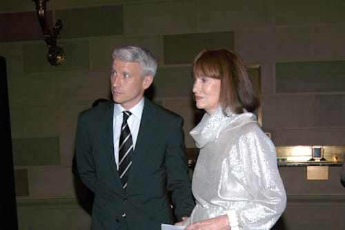 Anderson Cooper's inheritance from mom Gloria Vanderbilt is
