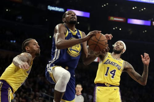 Odds reveal where Kevin Durant will most likely land in 2019