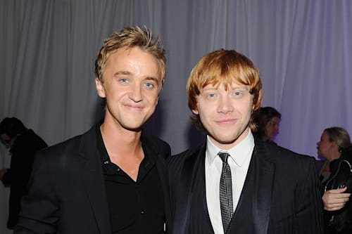 Hermione/Draco forever? 'Harry Potter' stars discuss fanfics