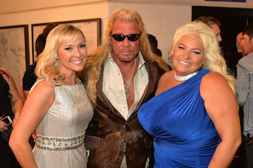 Son of 'Dog the Bounty Hunter' hospitalized days before Beth