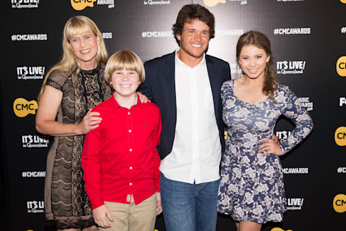 Terri Irwin reveals how late husband Steve would've reacted to