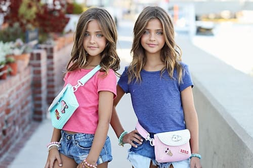 Meet the Clements twins -- the 'most beautiful twins in the