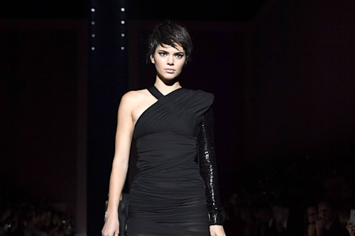 Why Kendall Jenner isn't walking the runway for New York