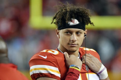 Happy Birthday Patrick Mahomes Look Back At His