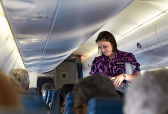 Flight attendant reveals what makes a passenger stand out from the rest