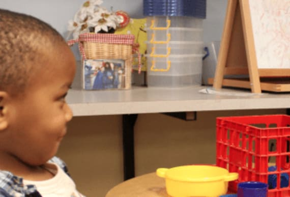 This 3-year-old boy returns to sweetest preschool homecoming after surviving Hurricane