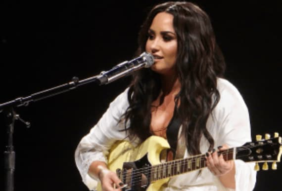 Demi Lovato reveals how she came out to her parents and how she wants a family soon
