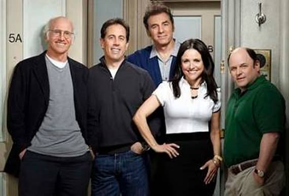 How Much Each 'Seinfeld' Star Is Worth Today