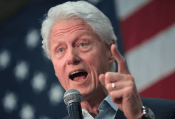 Jeffery Epstein found to have disturbing photo of Bill Clinton along with human eyeballs