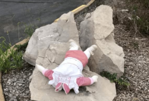 Headless dolls appear everywhere in small Midwest town, community is frightened