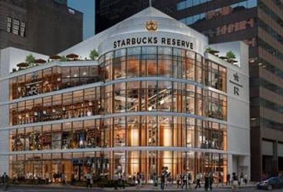 Starbucks to open world's largest store store in Chicago this fall