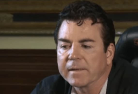 Papa John's founder who was fired for using racist slur says pizza chain does not taste