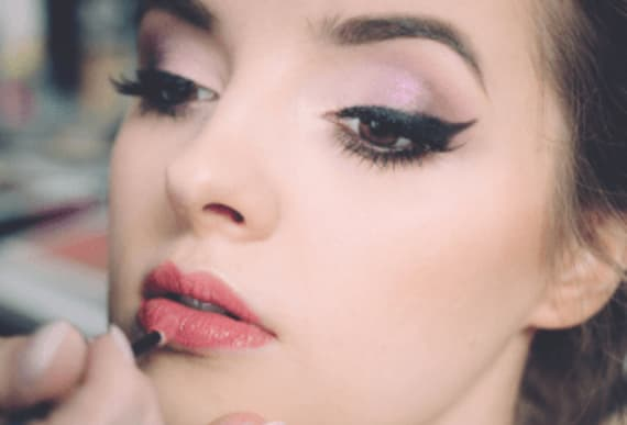 There may be dangerous microbes in your make up, according to new study