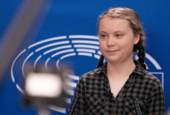 Greta Thunberg wants to trademark her name due to what comes with international fame