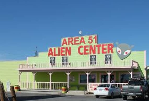 Self proclaimed alien expert is urging people to not storm Area 51