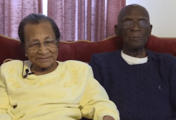 Couple celebrates 8 decades of marriage with this relationship advice