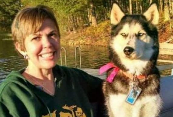 Quick-Thinking Dog Saves Woman's Life After Her Doctor Made A Huge Mistake