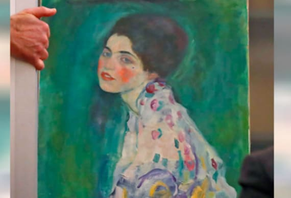 Famous Painting Goes Missing For 23 Years Before One Man Notices A Chilling Detail