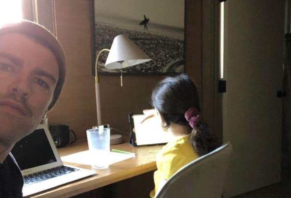 Max Greenfield Updates His Fans on How Homeschooling His Daughter's Going: Spoiler Alert,