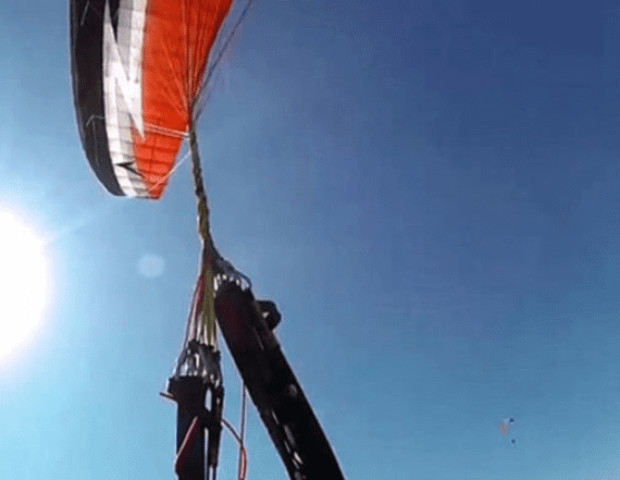 Paragliding Articles, Photos and Videos - AOL